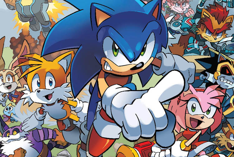 archie comic s sonic the hedgehog comic ends game it all