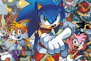 Archie Comic's Sonic the Hedgehog comic ends