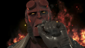 Injustice 2's second Character pack brings Hellboy to DCU