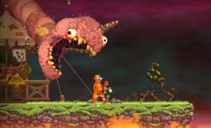 Run and Stab – Nidhogg 2 Review