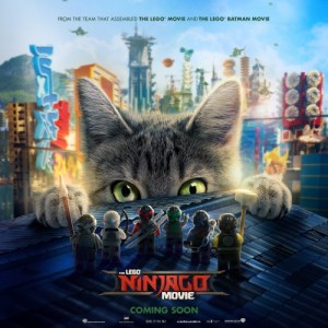 Film Review: The Lego Ninjago Movie