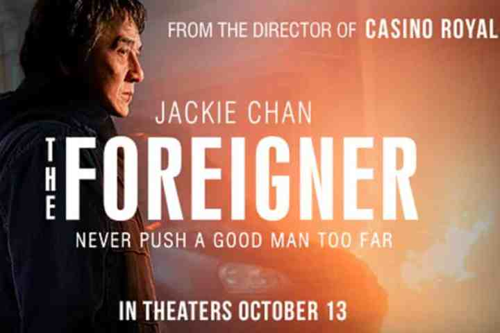 Pros & Cons: The Foreigner