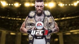 EA Sports – UFC 3 announced, Conor McGregor announced as cover athlete