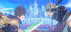 Black Clover: Quartet Knights mixes magic with shooter gameplay