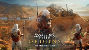First DLC Expansion for Assassin's Creed Origins comes this month