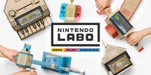 Nintendo Labo price and release date announced