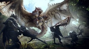 Monster Hunter World final beta announced for PS4