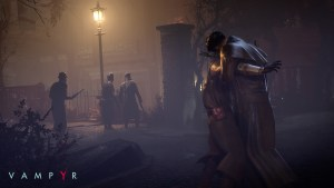 DONTNOD provides a new look at Vampyr in new webseries