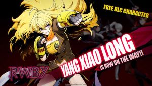 BlazBlue Cross Tag Battle joins Evo 2018, Blake and Yang as Free DLC