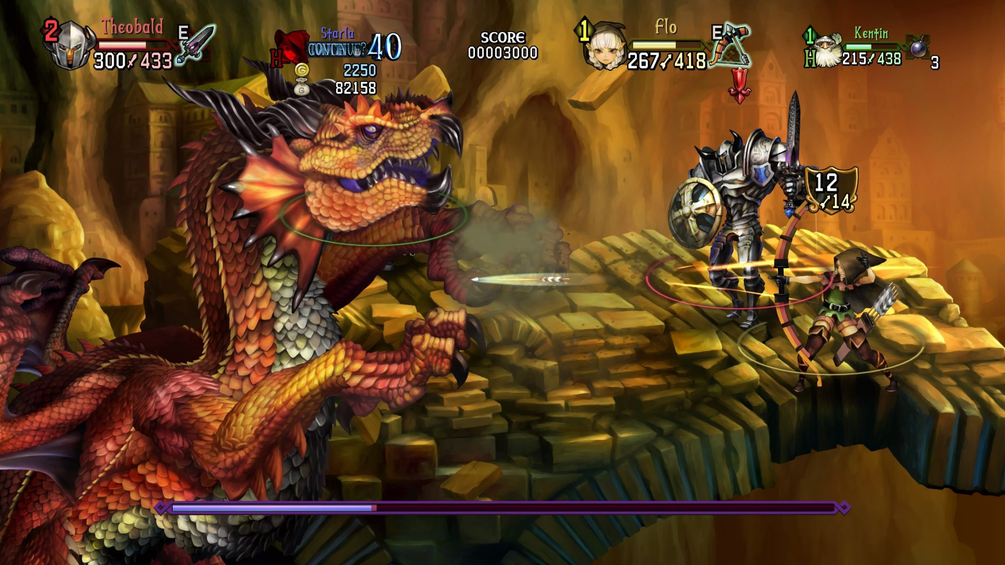 Dragon S Crown Pro Review Game It All