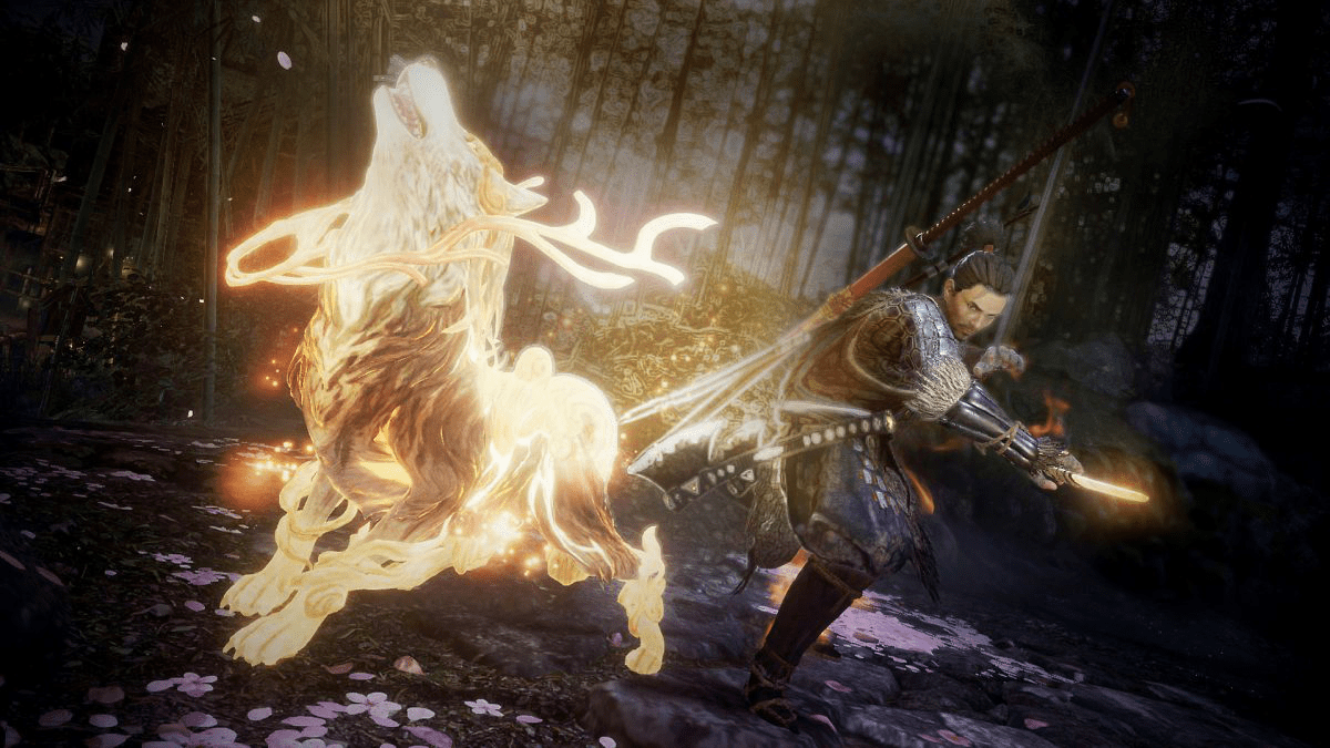 Review Nioh 2: When life throws you a bunch of demons - turn them into  meatballs