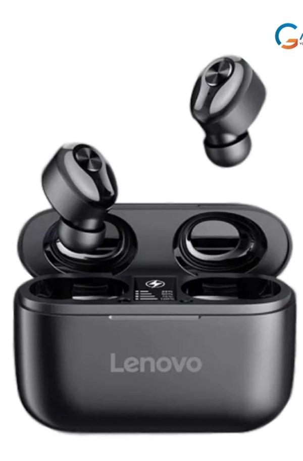 Lenovo HT18 True Wireless Earbuds Black
