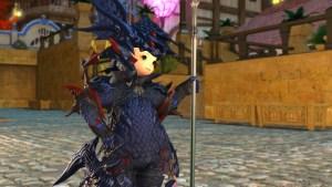 ドラゴンランサー AF2 竜騎士