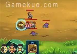 鐵甲騎士2無敵版 - 小遊戲谷
