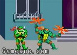 忍者龜之王者歸來 - 小遊戲谷