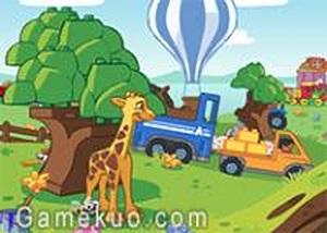 樂高樂園 - 小遊戲谷