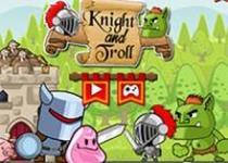 騎士和巨魔 - 小遊戲谷