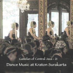 21 Dance Music at Kraton Surakarta