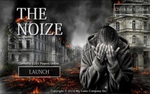 The Noize Game Launcher Template