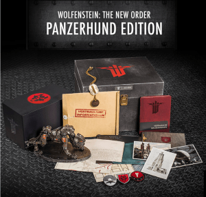 Wolfenstein: The New Order, Panzerhund Edition