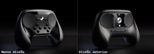 comparacion steam controller