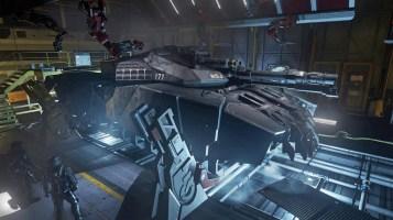 Incluso en el futuro seguimos amando los tanques, bellas armas de destrucción =')