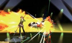 Koromaru en acción