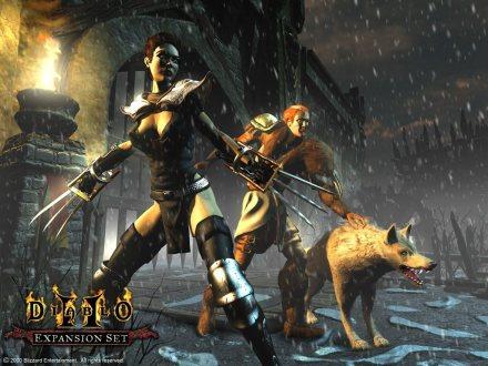 Diablo 2 expansion