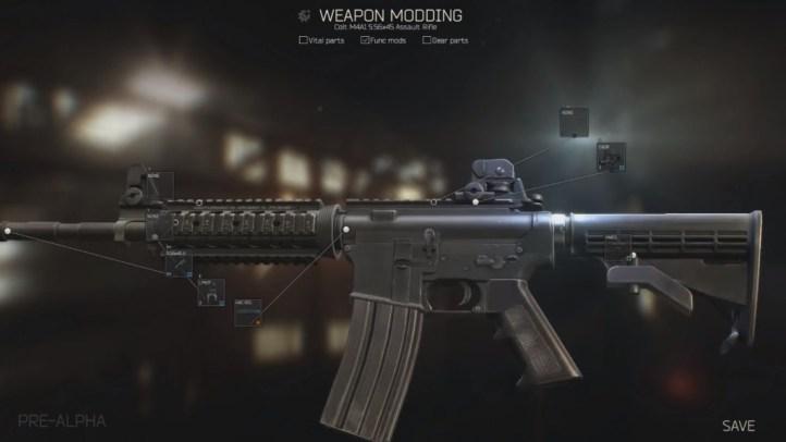 mejora de armas