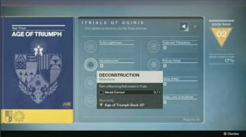 Página del libro: Las pruebas de Osiris