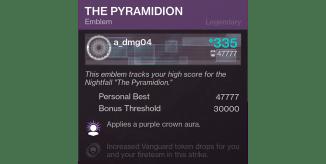 The Pyramidion