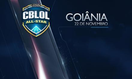 CBLoL All-star é amanhã