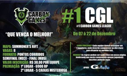 CGL – Carbon Games League