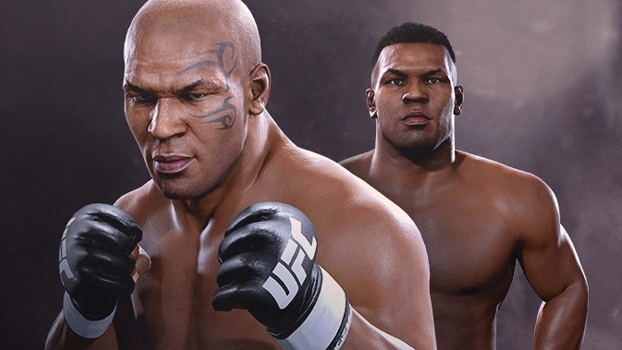 Mike Tyson distribuirá socos no novo EA Sports UFC 2!!!