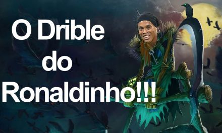 O Drible do Ronaldinho – League of Legends