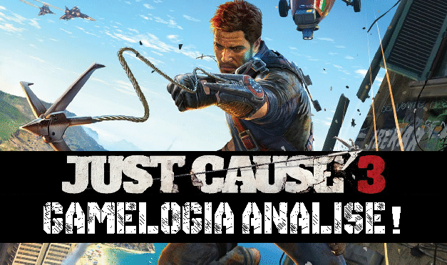 Just Cause 3 – Análise do game