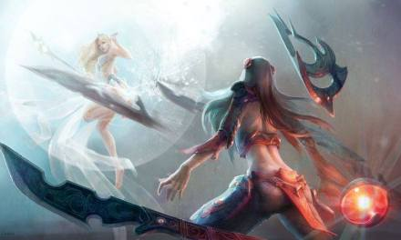 Galeria de imagens de League of Legends #3