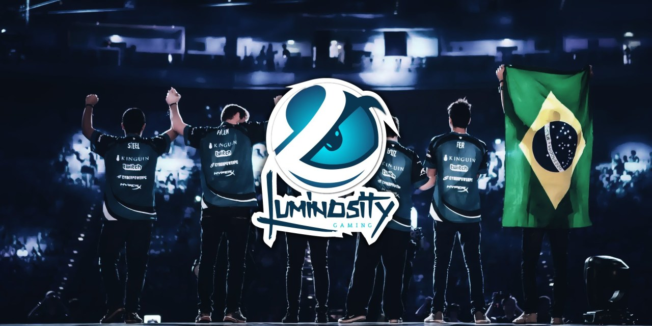 Luminosity destrói adversários e se classifica