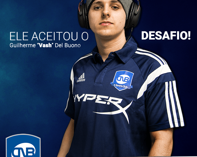 CNB e-Sports coloca Vash e Danzor a venda