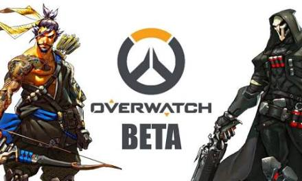 Overwatch Beta 15–16 de abril, se inscreva!
