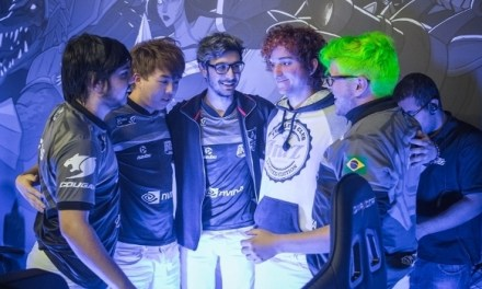 League of Legends –  INTZ vence RED Canids com superioridade!