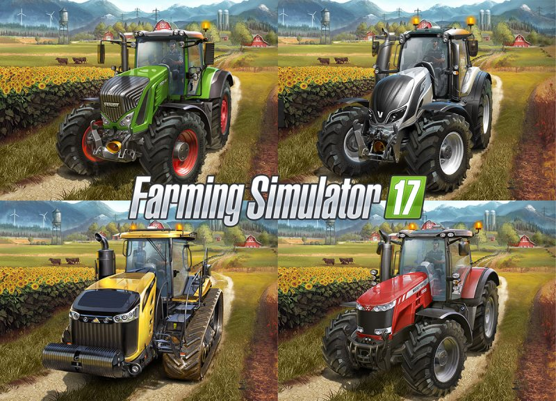 farming simulator 17 - 4