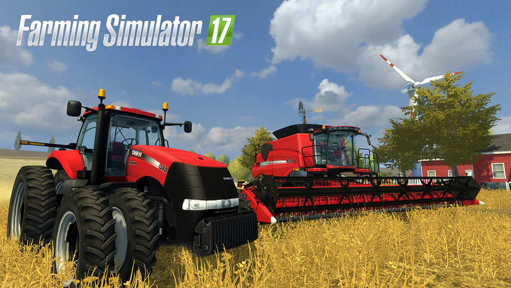 farming simulator 17 - 8