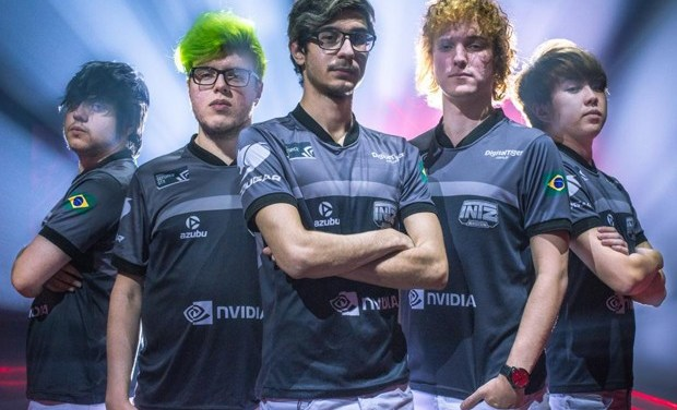 INTZ é campeã do 2º Split do CBLOL e disputará o international Wild Card