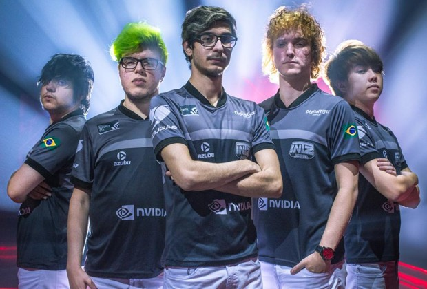 League of Legends mundial – INTZ perde mais uma