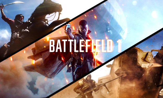 Beta do Battlefield 1 acaba amanhã (08/09) ! Go go go!
