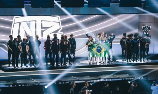 League of Legends Mundial – INTZ surpreende e vence a EDG