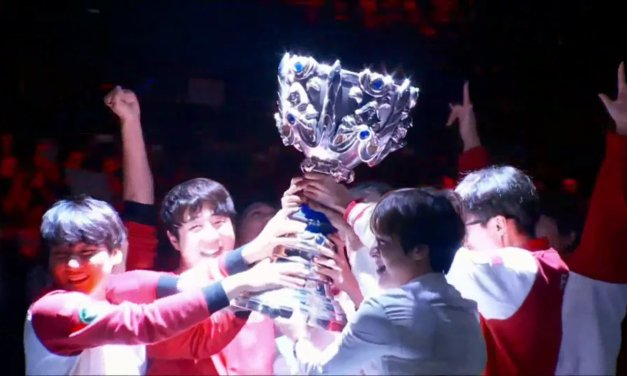 League of Legends – SKT é tri campeão mundial