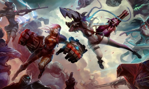 GALERIA DE IMAGENS – LEAGUE OF LEGENDS #10