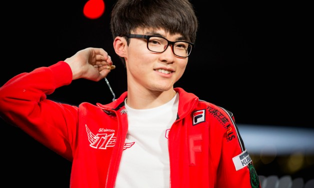 League of Legends – Valores do novo contrato de Faker surpreendem!